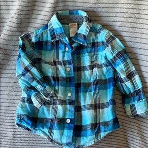 Other - Gymboree Flannel shirt